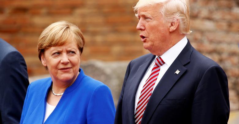 Photo of Merkel, Trump discuss recent Libyan developments