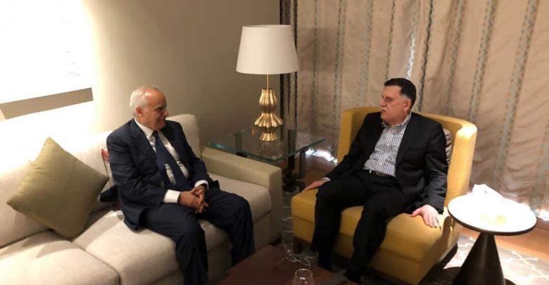 Photo of No political talks before LNA withdrawal: Sarraj