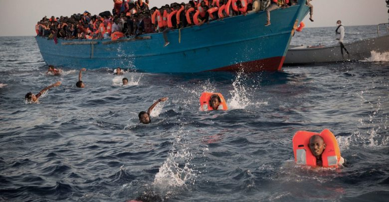 Photo of 134 migrants die after crashing their boat near Libya's coast