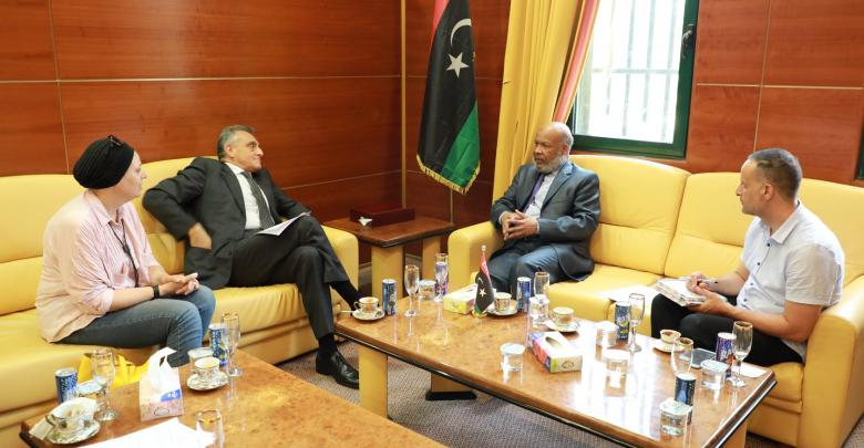 Photo of Italy eager to support health sector in Libya: Italian amb.