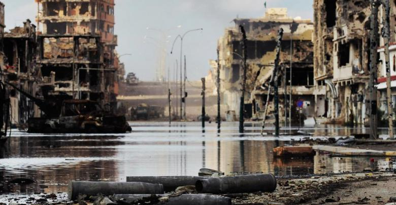 Photo of Planning Council calls for devising project drafts for rebuilding Libya
