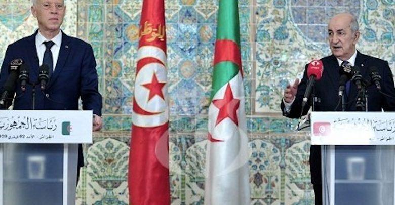 Photo of Algeria, Tunisia agree on preventing arms flow to Libya
