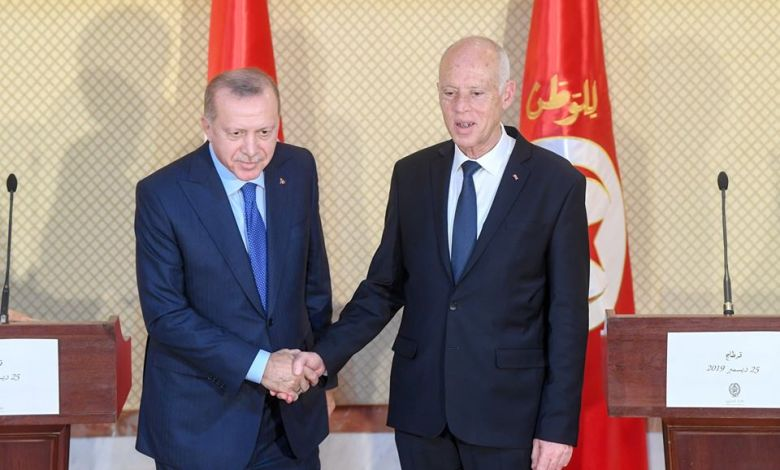 Photo of Tunisian President to Erdogan: Solution in Libya must be peaceful