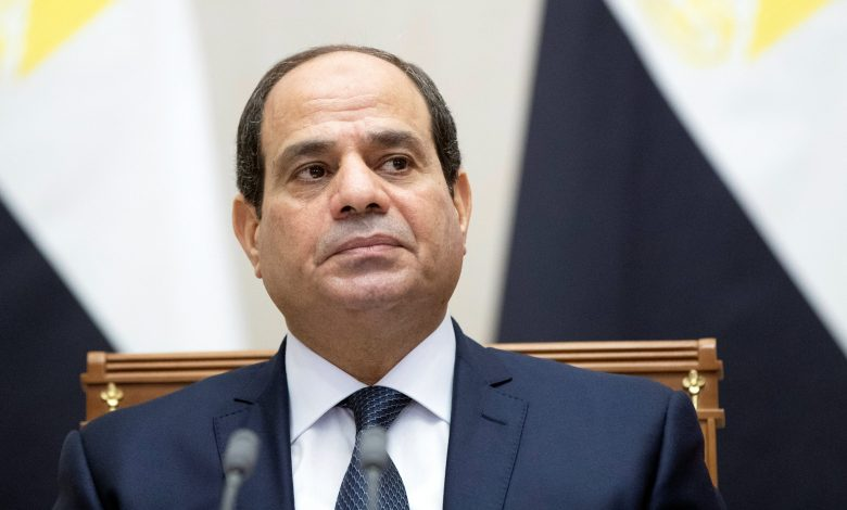 Photo of El Sisi reiterates Egypt's stance to contain Libya's crisis