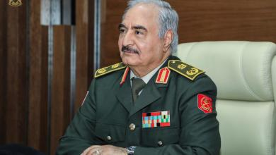 Photo of Haftar is looking for international assurances for fair distribution of oil in Libya