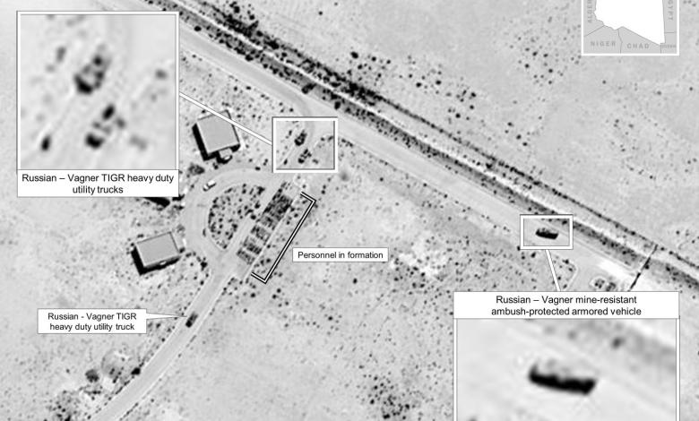 Photo of US says Russia has deployed Wagner Group forces on Sirte frontlines