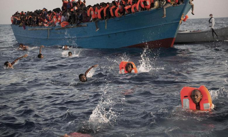 Photo of UNHCR says 45 migrants died in most tragic shipwreck off Libya in 2020