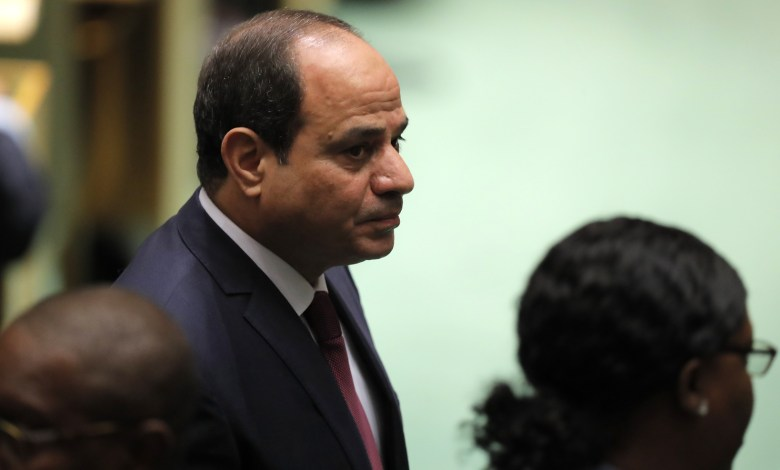 Photo of El-Sisi orders Egyptian Army to be ready for combat at any moment