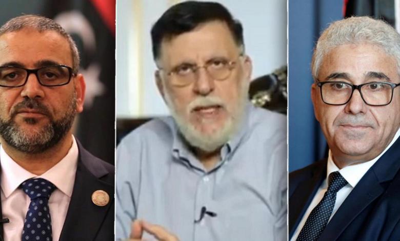 Photo of Bashagha, Al-Sarraj and Al-Mishri: Survival for the fittest