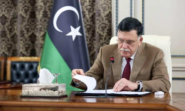 Photo of Bloomberg: Al-Sarraj to resign from Libyan GNA