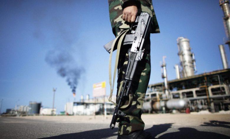 Photo of NOC denounces use of gunfire at Ras Lanuf oil port