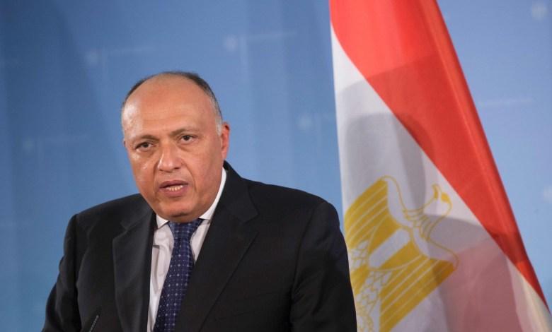 Photo of Cairo accuses Ankara of destabilizing the region through Libya