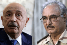Photo of Aguila Saleh, Haftar visit Cairo to discuss latest developments in Libya