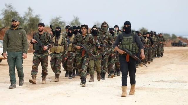 Photo of Turkey prepares to send 600 Syrian mercenaries to Libya