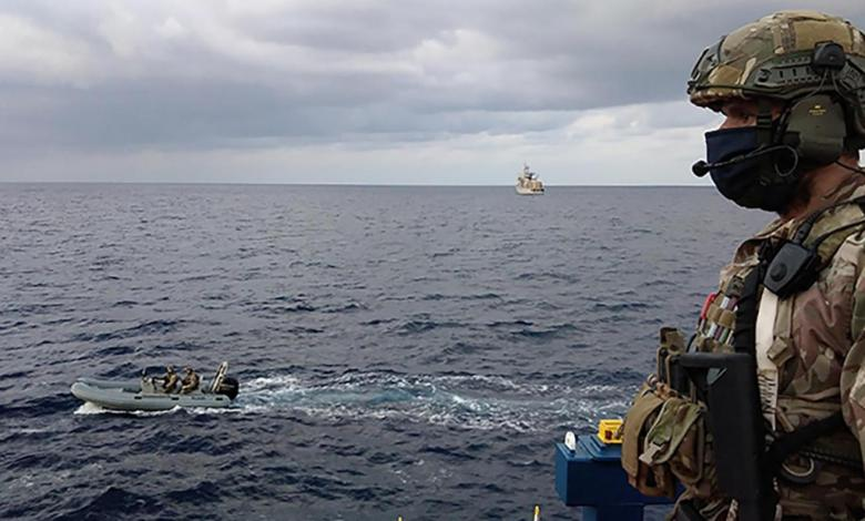 Photo of EU's Operation IRINI continues work off Libyan coast