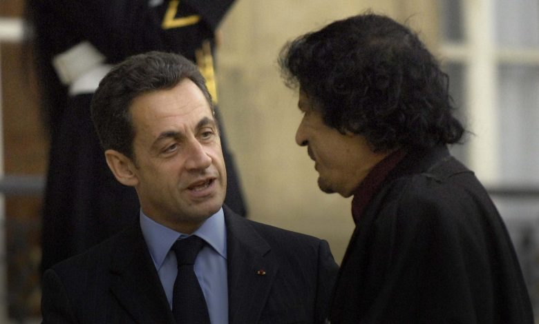 Photo of Case of Gaddafi's funding of former French President Sarkozy takes a U-turn