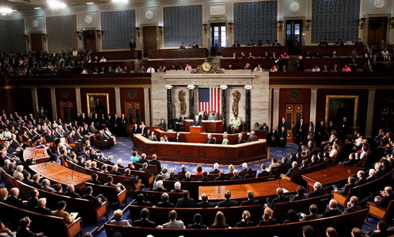 "Photo of US House of Representatives passes ""Libya Stabilization Act"""