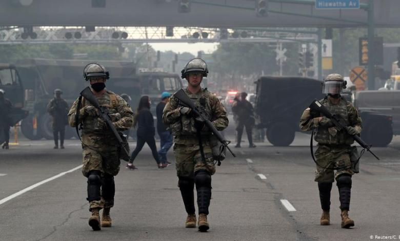 Photo of US National Guard contins riots in Portland