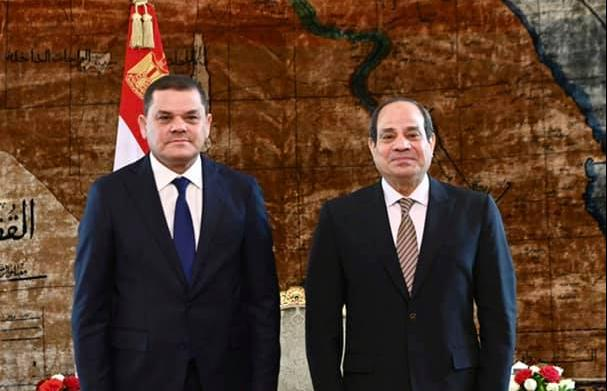 Photo of El Sisi receives Dbeibah and reiterates need for all Libyans' efforts to achieve stability