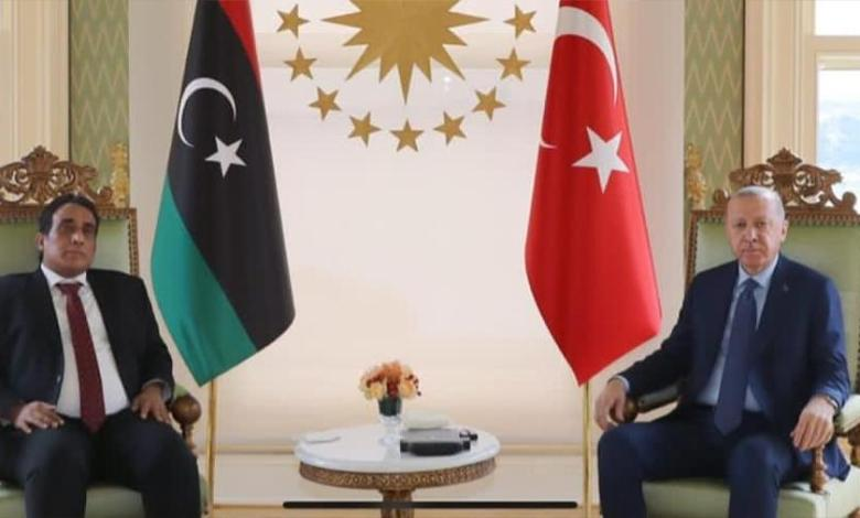 Photo of Menfi asked Erdogan to withdraw mercenaries and military experts from Libya
