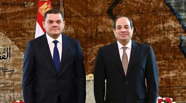 Photo of El-Sisi reiterates Egyptian support for Libya's Government of National Unity