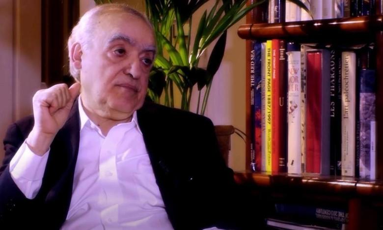 Photo of Ghassan Salame in Exclusive Interview on 218News: Secrets about Libya told for the first time