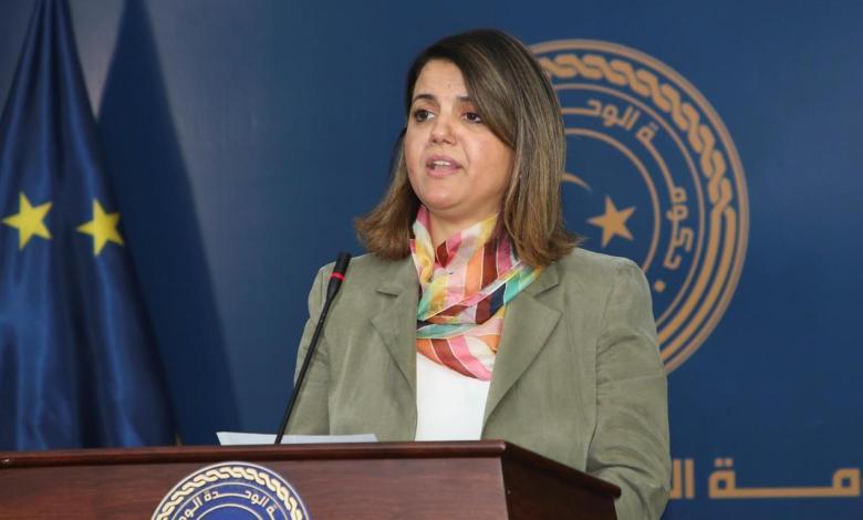Photo of Al-Bilad reviews Al-Mangoush's visit to south Libya, constitutional basis