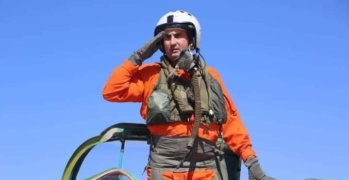 Photo of Jamal bin Amer: Libyan pilot who sacrificed himself to protect others