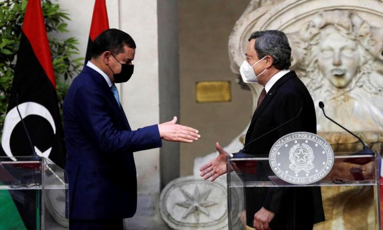 Photo of 218News reveals details of Libya-Italy agreements in Rome