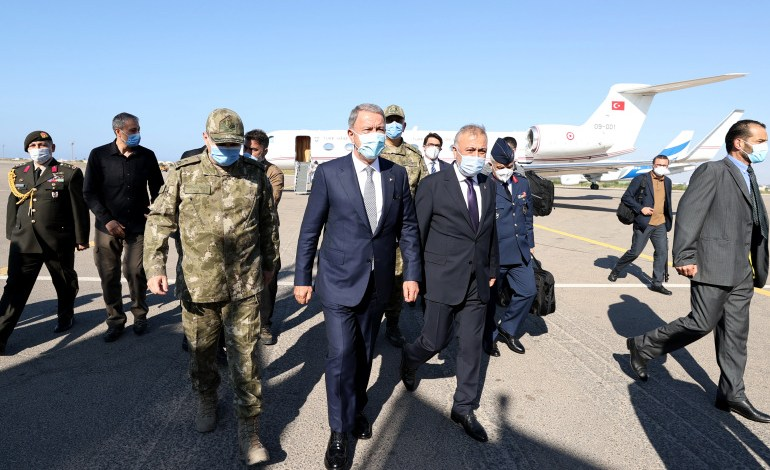 """Photo of Upon Erdogan's instructions, Turkish delegation visits Tripoli with """"unknown agenda"""""""