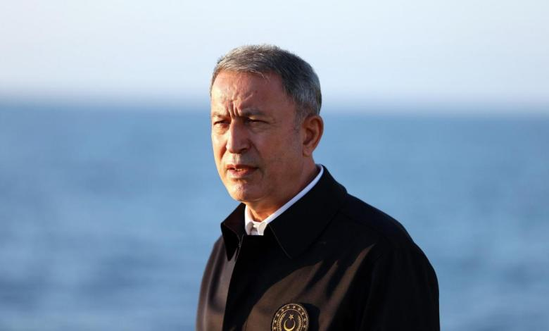 Photo of Akar says Turkish forces in Libya aren't a foreign power