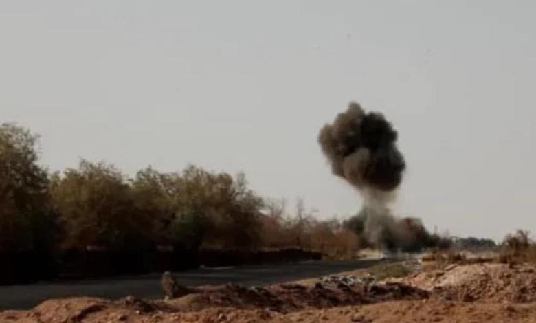 Photo of ISIS claims car bomb attack on Sabha-Brak road in south Libya