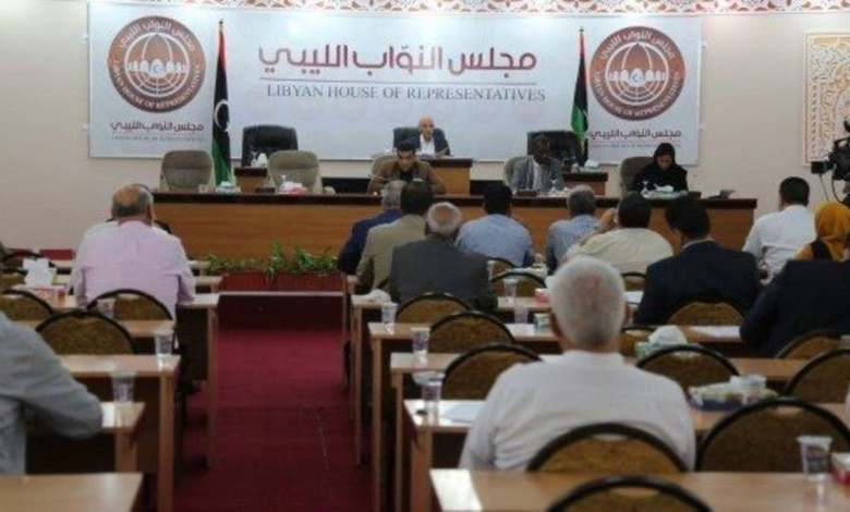 Photo of For lack of quorum, budge session at Libyan HoR suspended