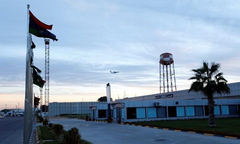 Photo of Calm inside Al-Wattia and Mitiga air bases