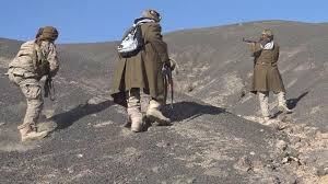 Intensified Fighting in Nihm and the National Army Continues to Progress Towards the Capital