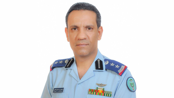 Arab Coalition appoints Col. Turki al-Maliki as new spokesman