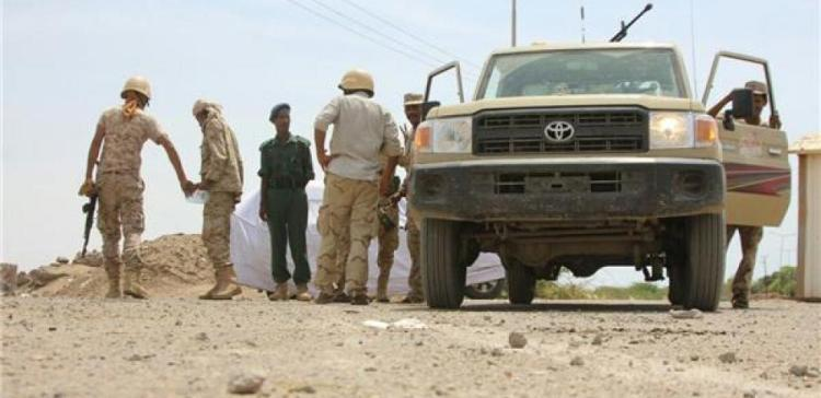Taiz..National Army keeps advancing in Kadaha,attacks Khalid Mil. Camp