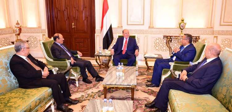 NA's heroes accomplishing excellent heroism, victories against militias looming;President Hadi