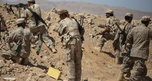 Scores of killed ,injured from militia in NA's ambush in al-Jawf