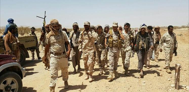 NA bombing militias' sites, seizing illegal arms shipment in AlJawf