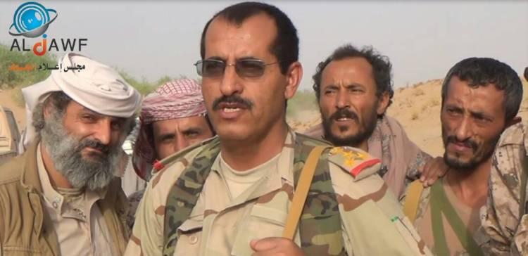 Chief of Staff visits 6th Military Region in Al-Jawf