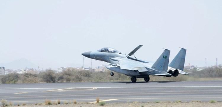 Coalition airstrikes bomb militias in al-Jawf