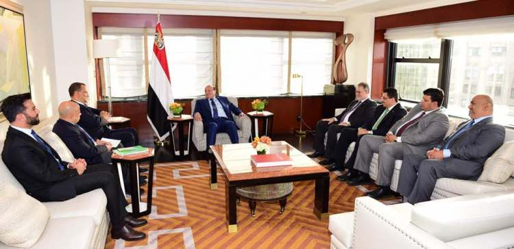 President Hadi to UN envoy :coupists are indifferent to peace concessions