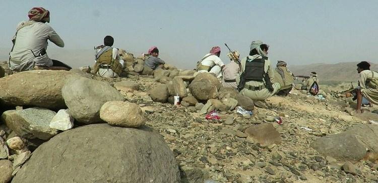 Ten militias killed by army's shelling eastern Sana'a