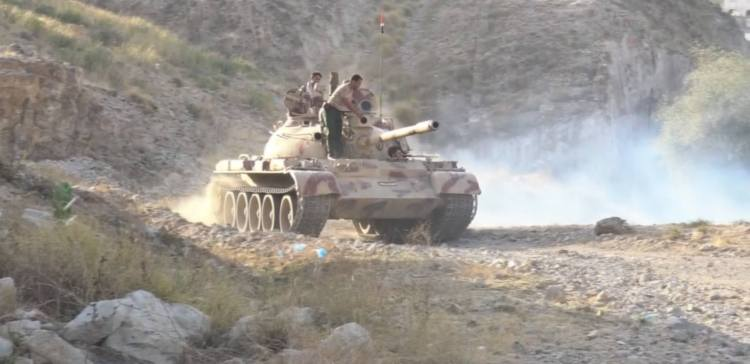 Militias inflicted heavy casualties by NA western Taiz