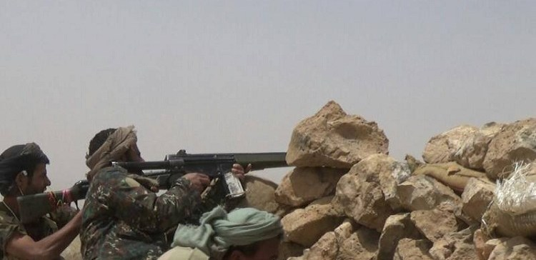 A number of militias killed, wounded in clashes with NA in al-Jawf