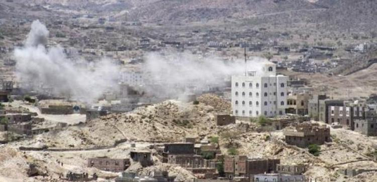 Houthi-Saleh militias kill 7 children, wound 4 in Taiz