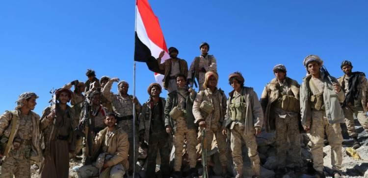 Sana'a, ,, National Army pushing for Arhab, Houthi militias endangering civilians
