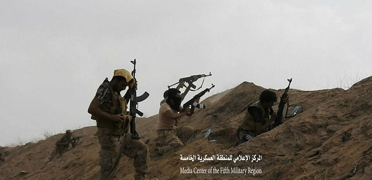 Over 150 militants killed and injured in Hajja.