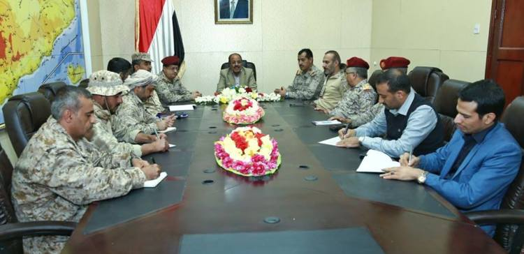 VP reviews military operations with presence of some commanders of Coalition Forces
